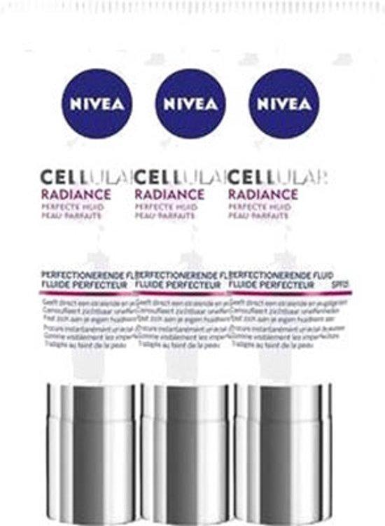 Nivea Cellular Radiance Skin Perfecte Huid - 3 x 30 ml - Voordeelverpakking