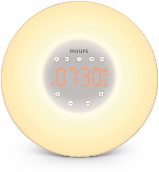 Philips HF3505/01 - Wake-up light - Wit
