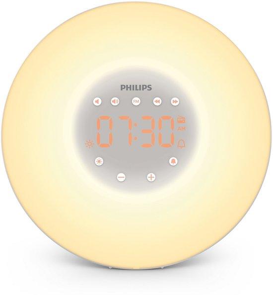 Philips HF3505/01 - Wake-up Light - Wit