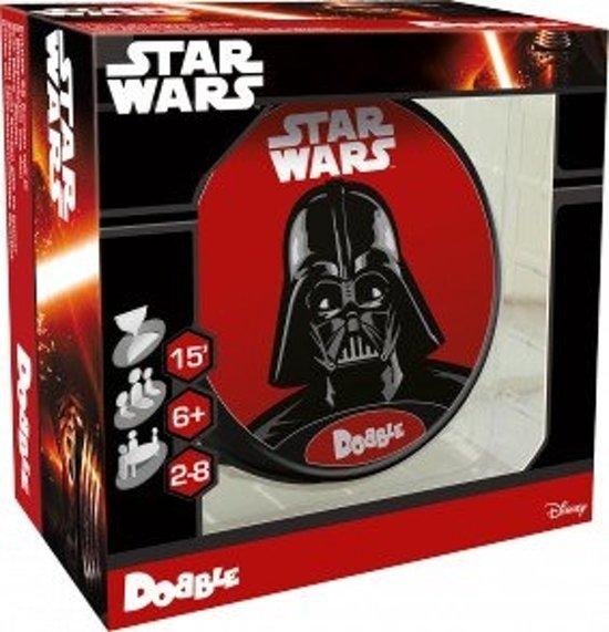 Afbeelding van het spel Dobble Star Wars  Darth Vader