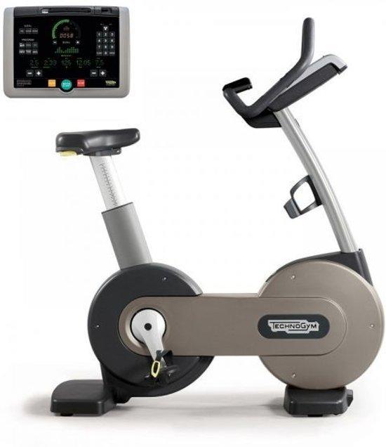 Hometrainer - Technogym Upright Bike Excite 700i LED