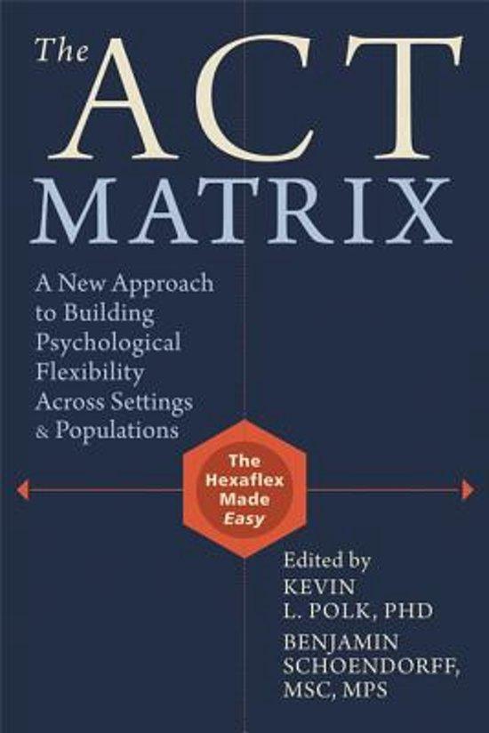 ACT Matrix