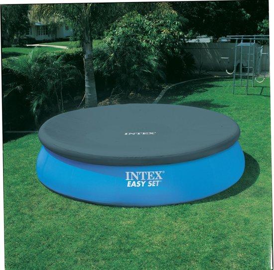 Intex Easy Set Afdekzeil à 244 cm