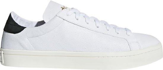 Deals Adidas Court Vantage Shoes Black Silver | Adidas