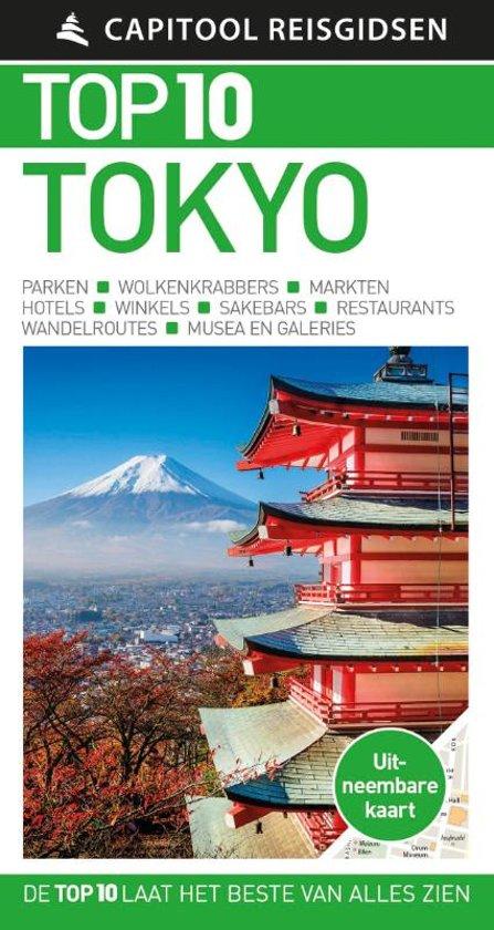 Reisgids Tokyo