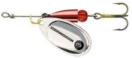 Cormoran vishaak zilver bullet 4