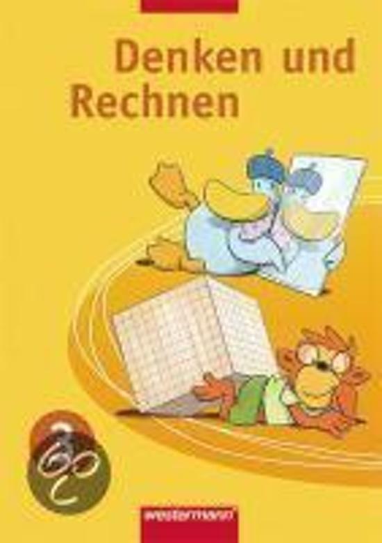 Denken und Rechnen 3. Schülerband. Grundschule. Hessen, Rheinland-Pfalz