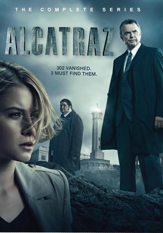 Cover van de film 'Alcatraz'