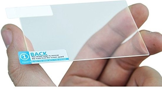 Panasonic LX100 Glazen Screenprotector / Glass Screen Protector (Huismerk)