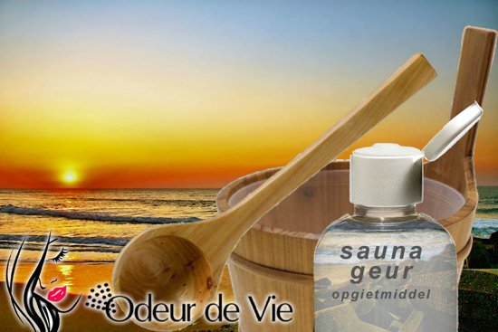 Saunageur Opgiet oceaan 500ml
