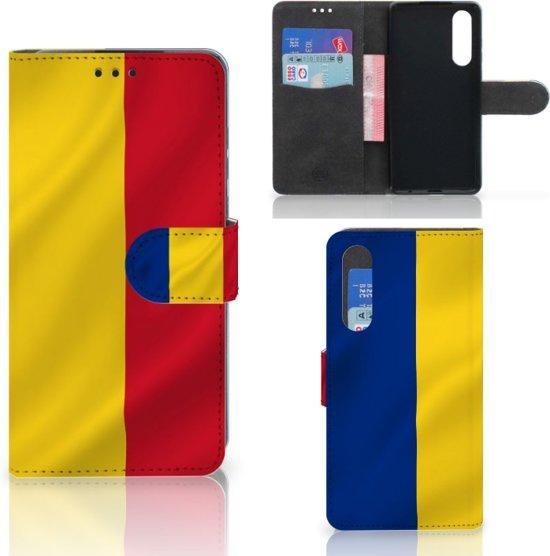 Bookstyle Case Huawei P30 Roemenië