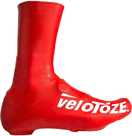 VeloToze Latex Overschoenen Red Size 40.5-42.5