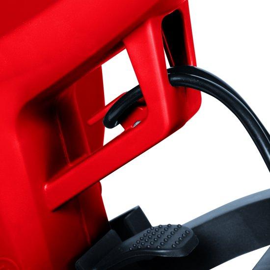 Einhell GC-EL 2600 E Elektrische Bladblazer/Zuiger - 2600 W - Geïntegreerde hakselfunctie 10:1 - Inhoud opvangzak: 45 L