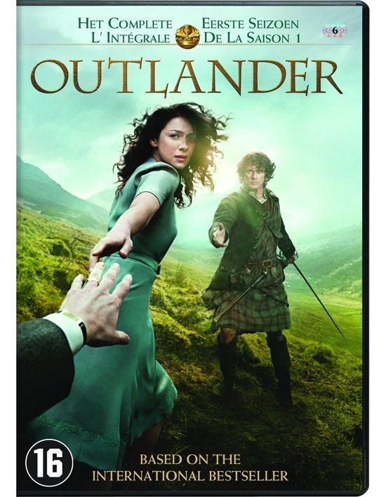 DVD cover van Outlander - Seizoen 1