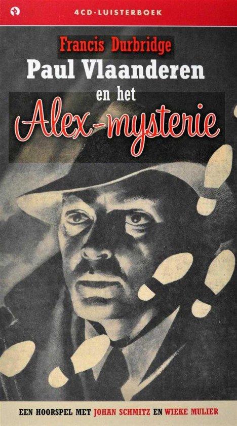 Paul Vlaanderenen Het Alex-Mysterie
