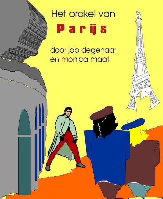 Het orakel van Parijs - Job Degenaar pdf epub