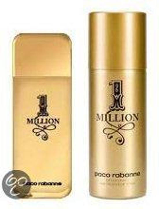 Paco Rabanne One Million for Men - 2 delig - Geschenkset