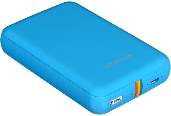 Bolcom Polaroid Zip Mobile Printer Blauw