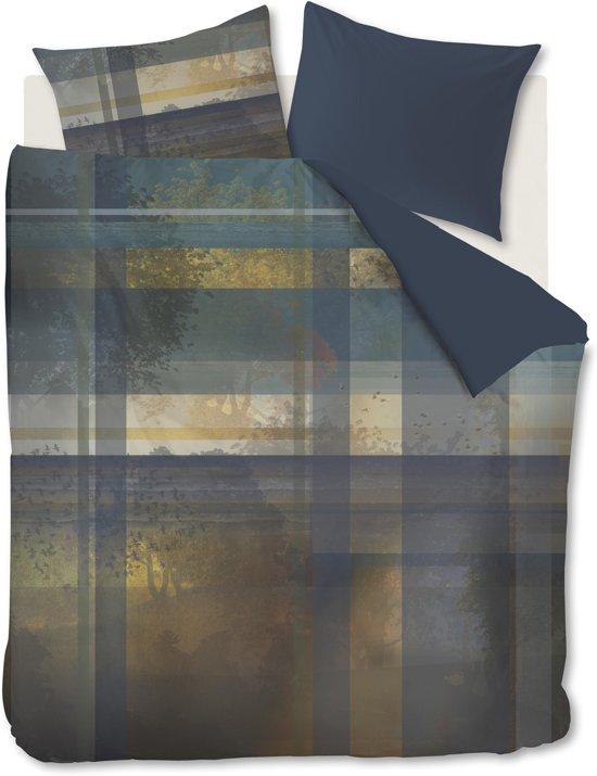 Kardol & Verstraten Distinctive Mood - Dekbedovertrek -  240 x 200/220 - Dark Blue