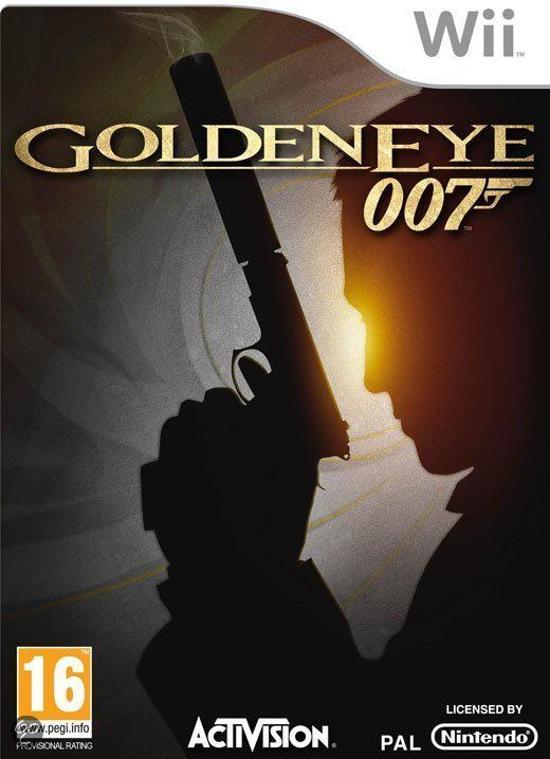 James Bond: GoldenEye 007 - Special Edition (incl. Goudkleurige Controller)