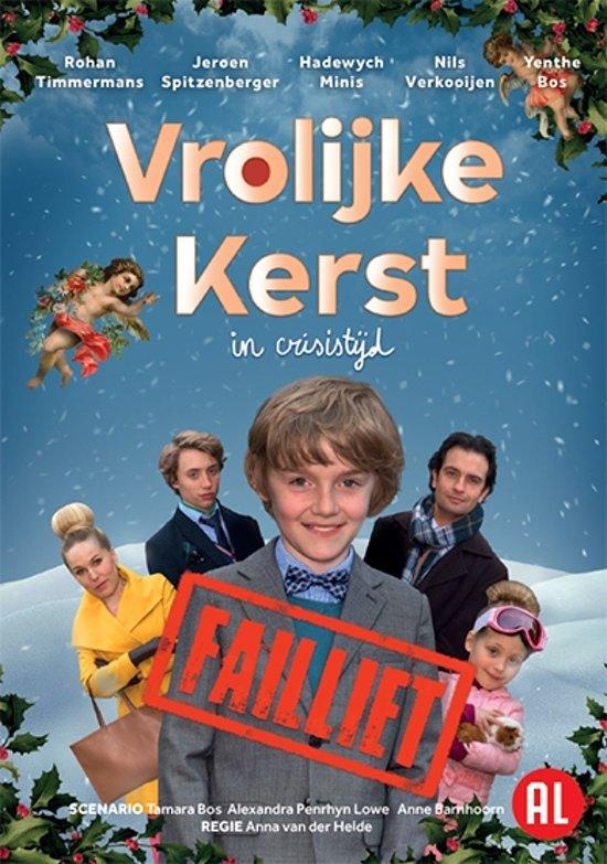 DVD cover van Vrolijke Kerst