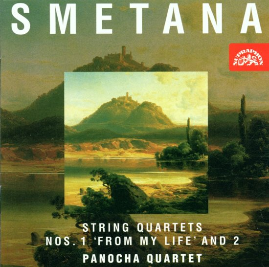 Smetana: Chamber Works Vol. 1 / String Quartets 1&2