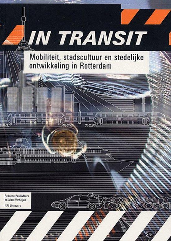 Boekomslag voor In Transit