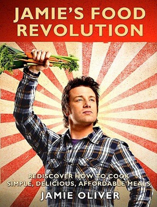 Bolcom Jamies Food Revolution Jamie Oliver