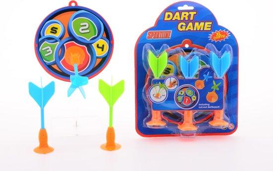 Afbeelding van het spel Dartspel met Zuignappen