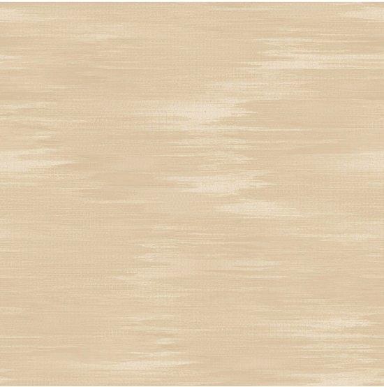 Botanical uni beige behang (vliesbehang, beige)