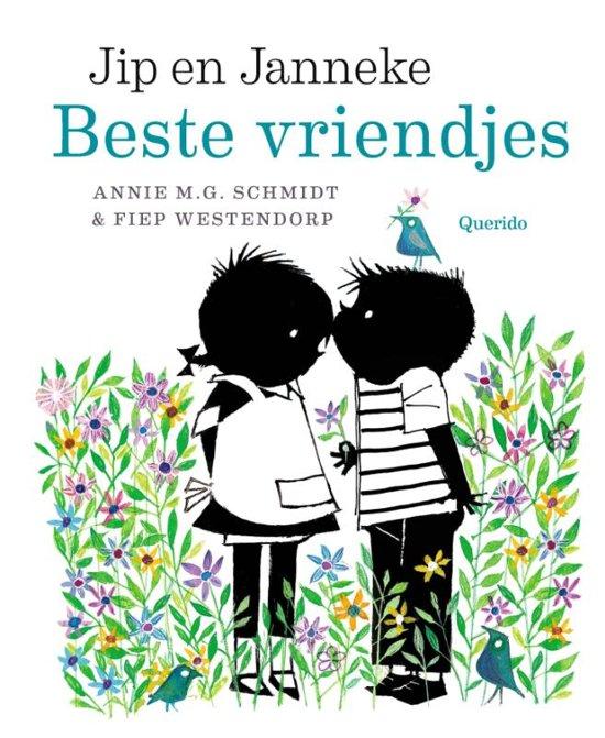 Boek cover Jip en Janneke Beste vriendjes van Annie M.G. Schmidt (Hardcover)