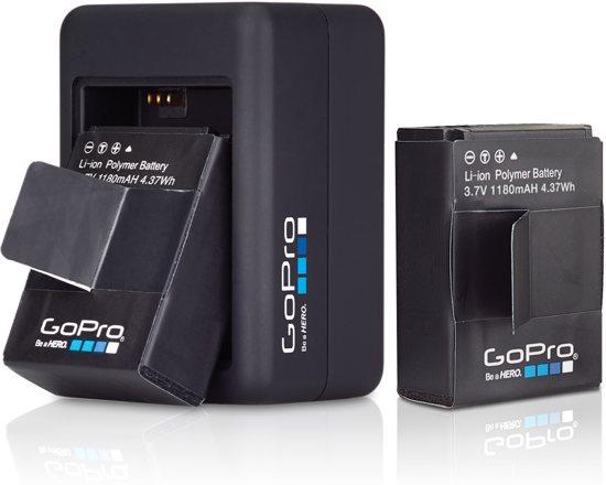 GoPro Dual Battery Charger - voor GoPro HERO3 + HERO3+