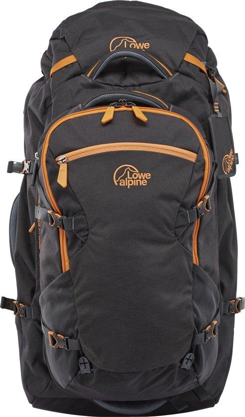 d762e8da783 bol.com   Lowe Alpine AT Travel Trekker - Backpack - 70 Liter - Grijs