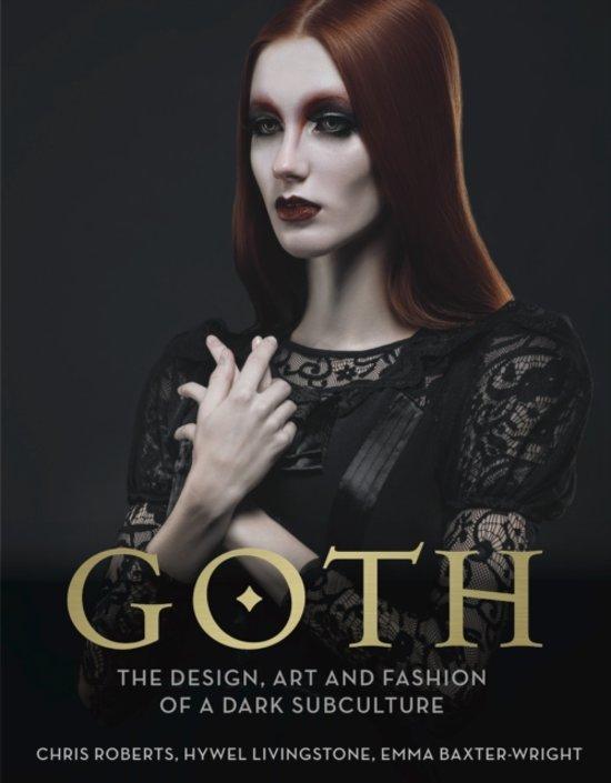 Boek cover Goth van Emma Baxter-Wright (Paperback)