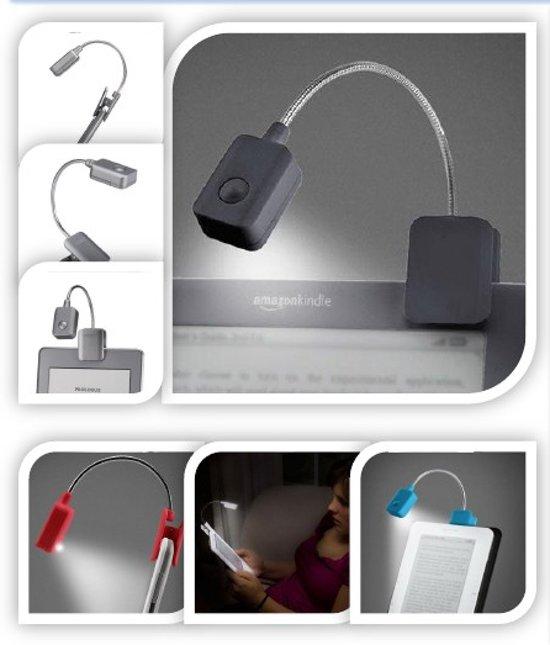 ᐅ • Universeel E-Reader Leeslampje - LED Ebook Verlichting - Voor ...