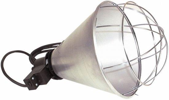 Duvo+ Warmtelamp houder met kabel