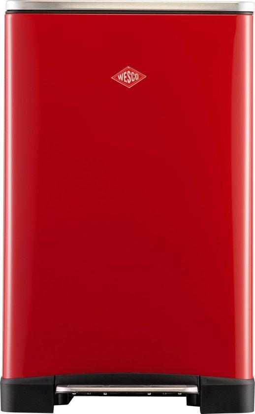 Wesco Big Double Master rood