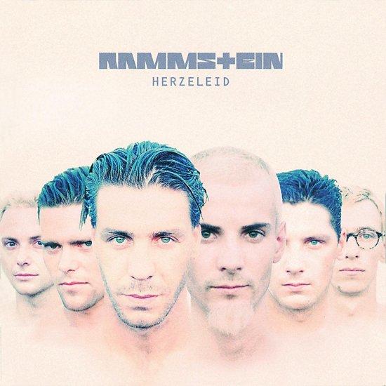 CD cover van Herzeleid van Rammstein
