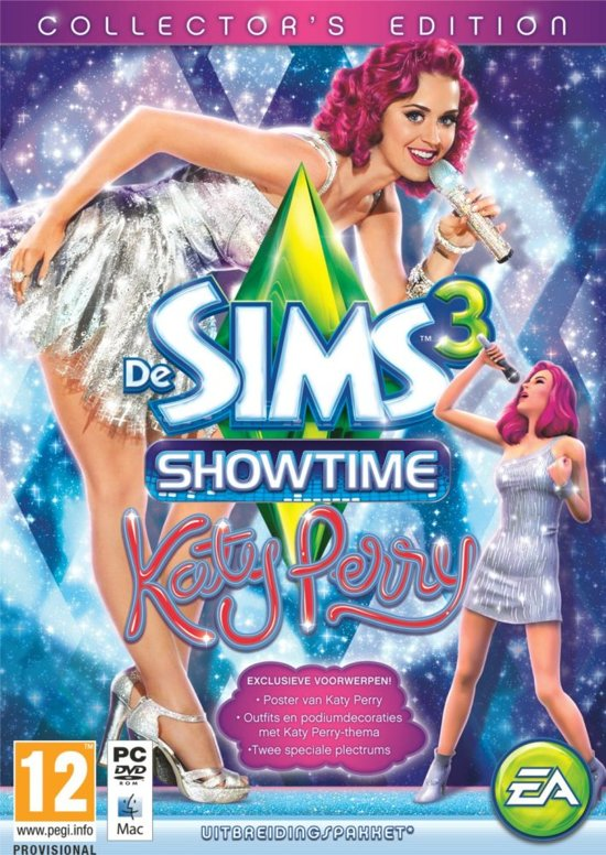 De Sims 3: Showtime Katy Perry - Collector's Edition - Windows