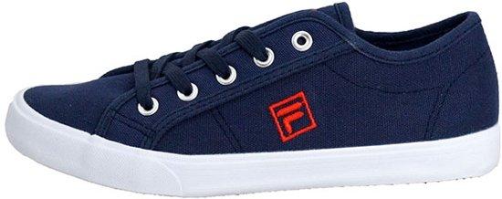 Dames sneakers sportschoenen | Fila millen low | Blauw maat 37