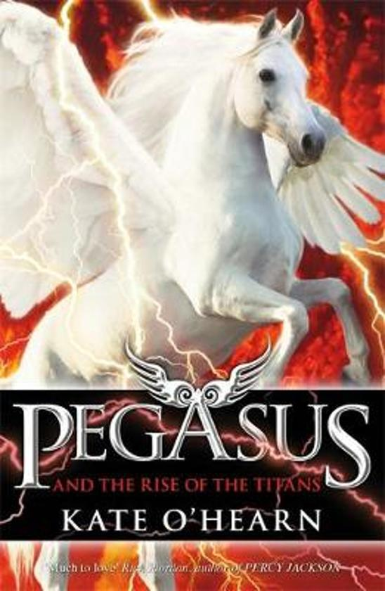 Pegasus and the Rise of the Titans
