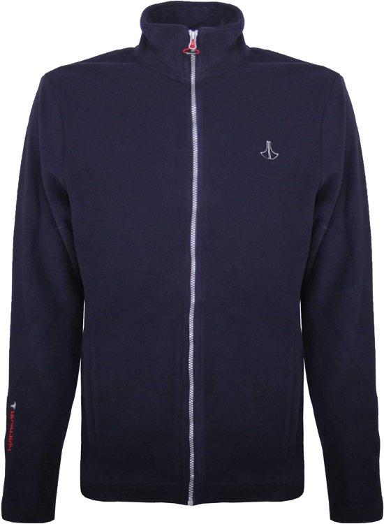 Bjornson Maks - Fleece Vest - Heren - Maat L - Donkerblauw