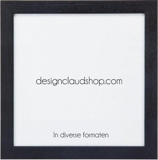 Lijst 100 X 70.Bol Com Designclaud Houten Wissellijst Fotolijst Zwart