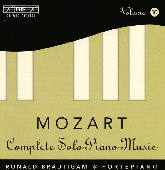 The Complete Solo Piano Music Volume 10