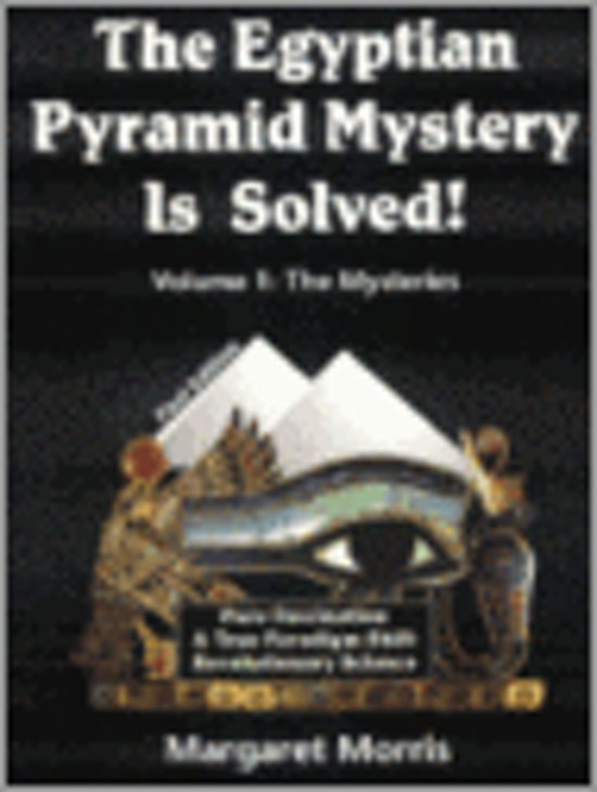 The Egyptian Pyramid Mystery Is Solved!