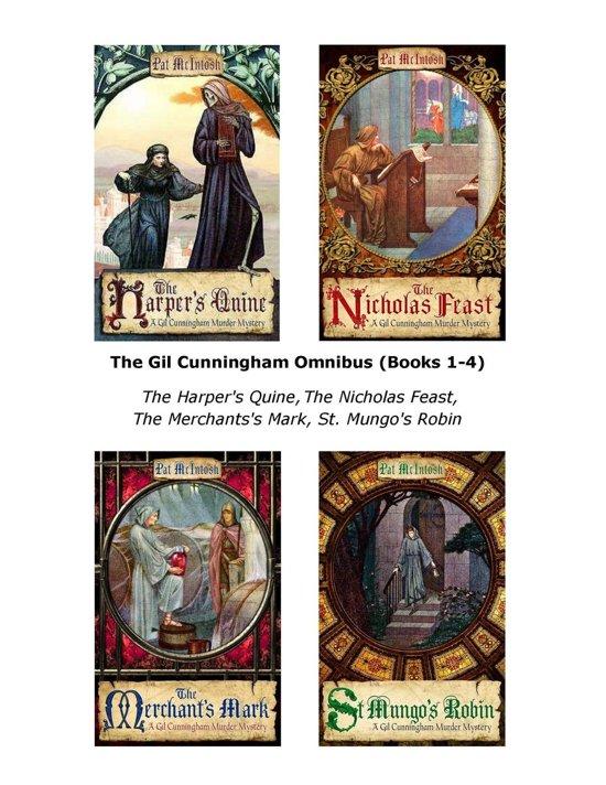 Boek cover The Gil Cunningham Omnibus (Books 1-4) van Peter Mcintosh (Onbekend)