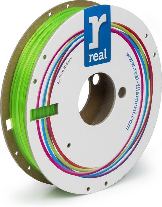 REAL Filament PLA fluoriserend groen 1.75mm (500g)