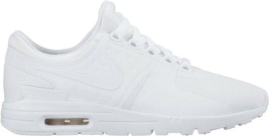 bol.com | Nike Air Max Zero Sneakers - Maat 37.5 - Vrouwen - wit
