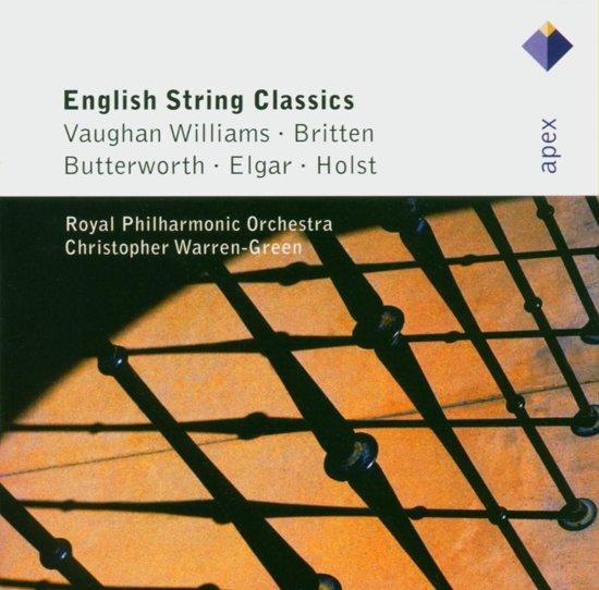 Royal Phil.Orch/Res.Copy.50004 - English String Classics(Apex)