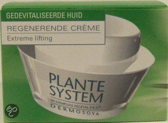 Plante system dermosoya